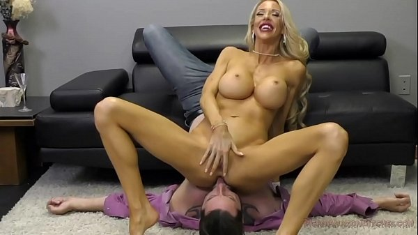 Madame Courtney Turns Him Into Her Whore – Femdom – Courtney Taylor