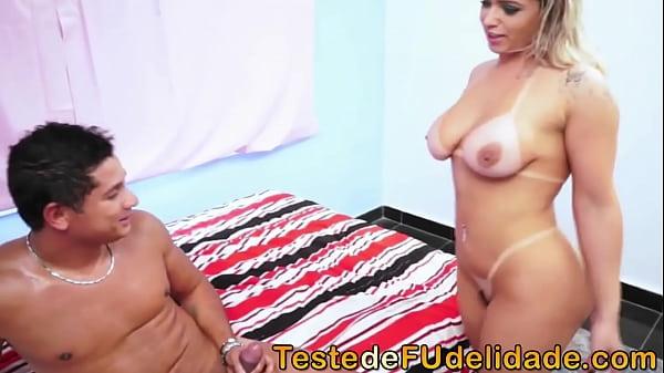 Transei com a namorada gostosa do meu amigo ( Angel Lima )